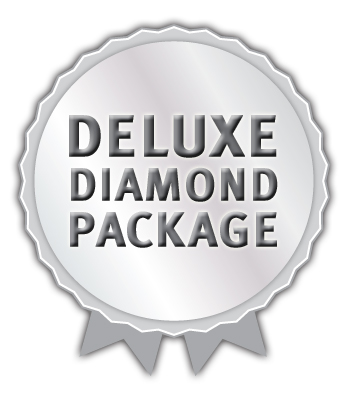 Deluxe  Diamond Package